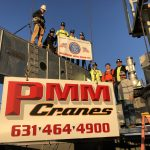 Pmm Cranes NYC Master Riggers Millwright Local 740 Manhattan
